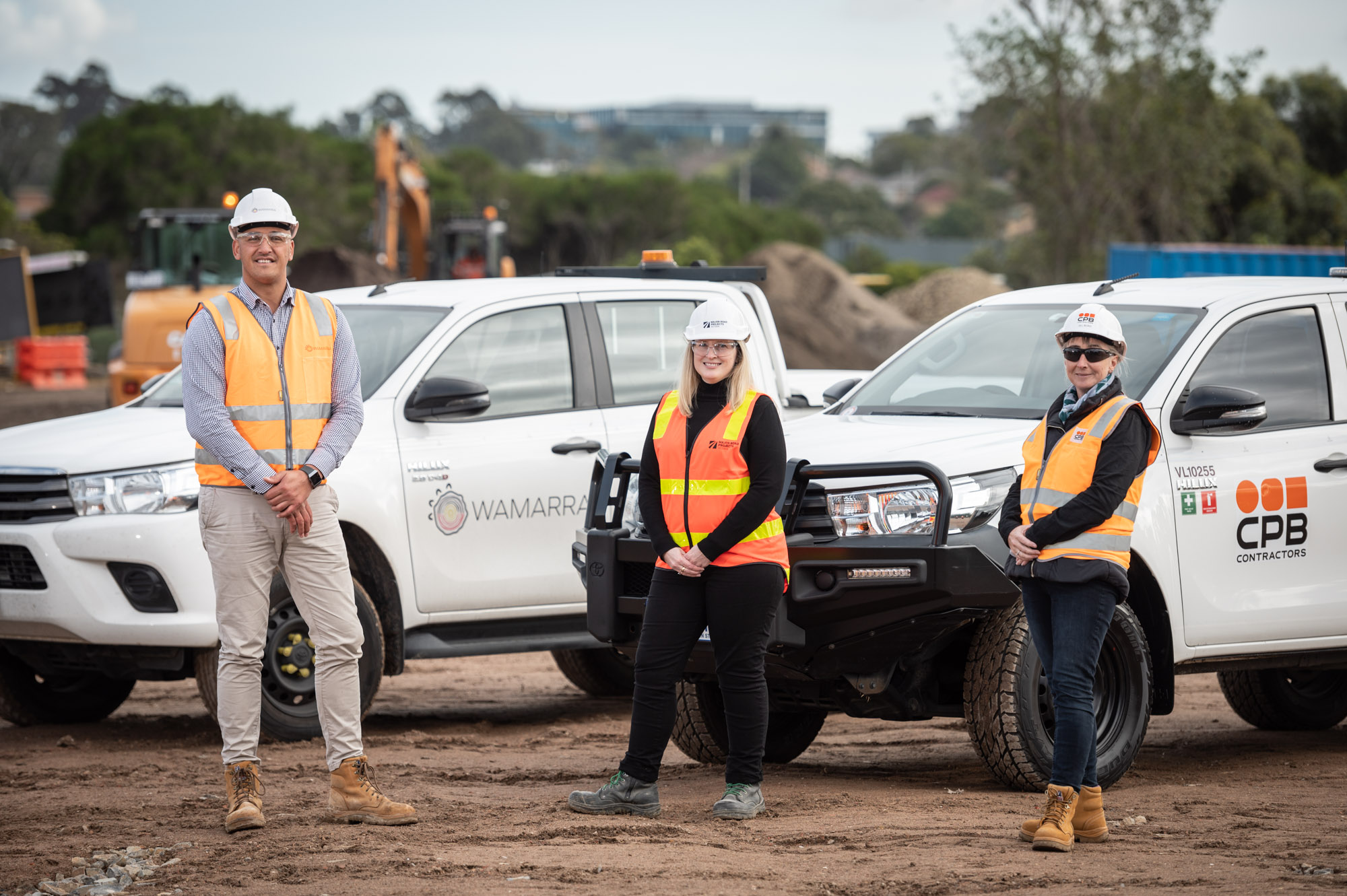 Wamarra and CPB Contractors Building Better Together